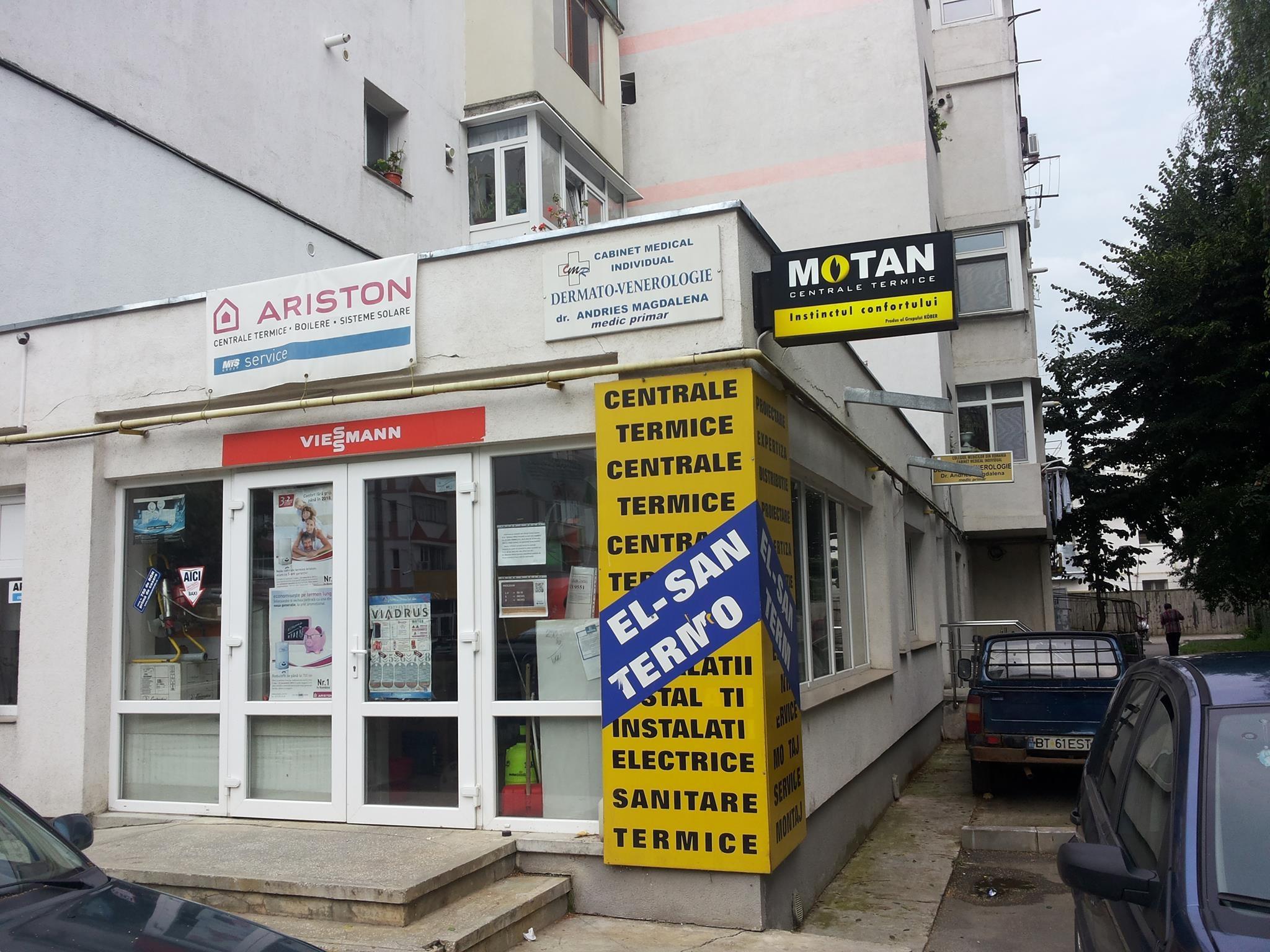 service centrale termice botosani